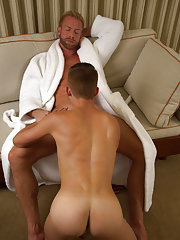 Teen anal male and gay anal double penetration sex at I'm Your Boy Toy