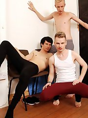 Emo twinks sex movie and twink chastity slave video at Staxus
