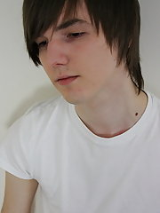 """Brooke loves to play with his 8"""" emo dick, he works it like a pro, Brooke starts by teasing you nearby gently rubbing himself over and upward of,"""