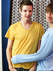 Timo Garrett is always passionate in his scenes and this match-up with Nathan Stratus is no exception twinks gays