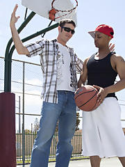 Wassup Guys, you already know we are on a mission to find some hot thug ass and what better place to go then the basketball courts gay interracial spa
