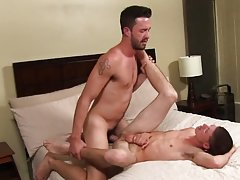 Black naked man having hardcore sex and twink boy jokes