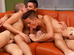 Black white twinks kissing and porno sex anal gay at I'm Your Boy Toy