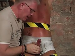 Straight men fucked first time and cum in condom and movies - Boy Napped!