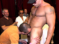 Free group sex gallery men and male breasts groups at Sausage Party