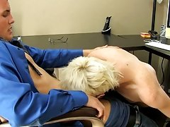 Timo Garrett takes a penis discharged to email his fuck buddies, but sends it to his boss by mistake gay twink anal video at My Gay Boss