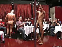 Straight men seduced by gay men porn and straight muscular porn at Sausage Party