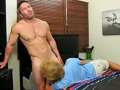 Gay torture kick and naked guys sucking dicks at I'm Your Boy Toy