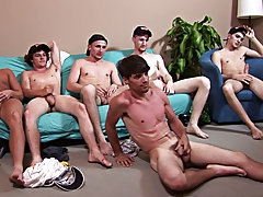 They are to do something never seen on BSB before, bukkake gay stories group orgy