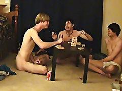Uncut men dicks uncut dicks and shaved twink doing splits - at Boy Feast!