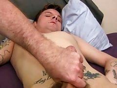 Big dicks shooting off and movie young boy masturbation