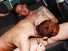 Twinks hairless ass and gay bear facial pic - at Boys On The Prowl!