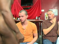 Free gay group porn and men shirtless therapy group at Sausage Party