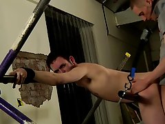 Men in cock ball bondage and male bondage pleasure - Boy Napped!