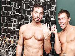 Old man fucking each other and young sexy brown gay boys fucking in boys home at My Husband Is Gay