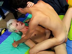 When Dustin sits on his cock, Timo waits until he's loosened up before he really starts to thrust free gay twinks jerking of at Boy Crush!