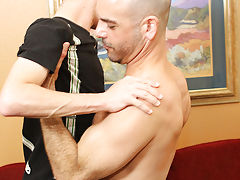He gets Phillip to engulf his penis before wrapping his own lips around the youthful man's large cock young gay hardcore websites at Bang Me Suga