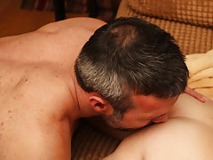 Long hair guy gets anal and gay blonde hairy twinks at I'm Your Boy Toy