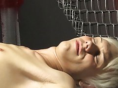 Free gay twinks tied up bondage tube and male on male bondage sex positions