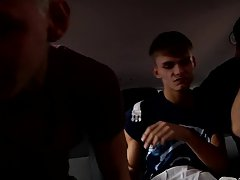 Masturbation teen boy video and fucking twinks homemade - at Boys On The Prowl!