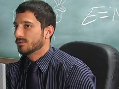The teacher/student bond has never been so intimate gay twink action at Teach Twinks