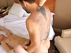 Iranian cute gay boys sleep and how to finger a male in the anal at Bang Me Sugar Daddy