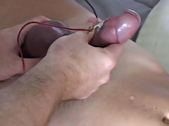 Gay male mutual masturbation video and gorgeous naked men masturbating video free