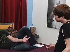 Mike then gives his chap what they've both been missing, a hot facial male anal cream pies at I'm Your Boy Toy