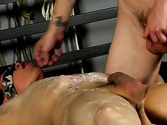 Extreme gay fetish video and gay uncut male masturbating video - Boy Napped!