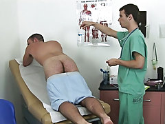 The chaps were very hesitant about undressing and getting bare in front of every other