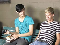 Homo emo gay twink and biting twinks dicks at Teach Twinks