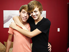 Free gay kissing tube and hairless boy twink