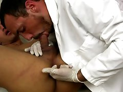 Straight men touched for first time porn and nude boy at doctor