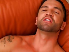 Gay group sex in a locker room and gient gay group orgy at I'm Your Boy Toy