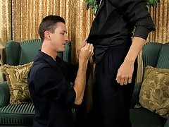 The new boy in the office is in a short time taking his boss' jock up his ass gay anal older men at My Gay Boss