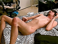 These two are all over every other as they kiss and engulf on the bed gay male masturbation firs - at Boy Feast!