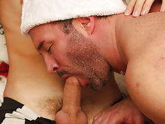 Straight first anal at Bang Me Sugar Daddy
