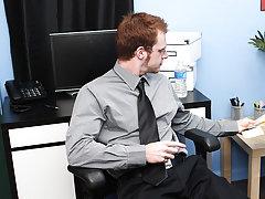 Gay anal masturbating picture and cute gays at My Gay Boss