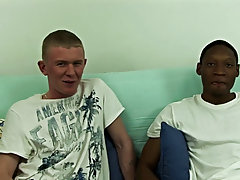 Free gay interracial gangbangs and teen boy interracial video