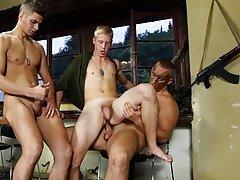 Twinks homo emo at Staxus