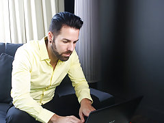Only solo black dicks pictures and close up view of a mans dick in a mans ass at My Gay Boss