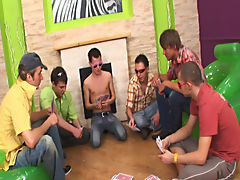 Gay group sex xxx and group male sex at Crazy Party Boys