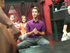 Gay facial video group and nude gay male groups at Sausage Party