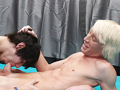 Our exclusive Scott Alexander has proves he's just as admirable on top as he is on the bottom 3d amandafirst sex at Boy Crush!