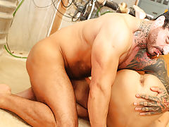 Twink fuck brother and drunk men kissing porn at Bang Me Sugar Daddy