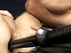 Teen boys gay bondage