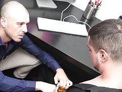 Gay fucking married men raw and sexy straight dick masturbation pics at My Gay Boss