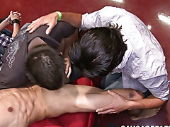 Straight boy scandals free video download and twinks butt fucking in briefs at Sausage Party