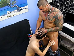 Home made boy sex tape and pics gay cum in muscular at Bang Me Sugar Daddy