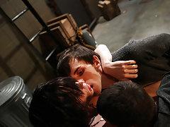 Group gay blowjob and free gay group sex pics - Gay Twinks Vampires Saga!